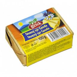Brick tavený sýr 100 g s goudou
