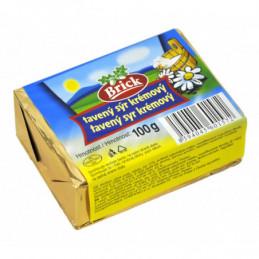 Brick tavený sýr 100 g krémový