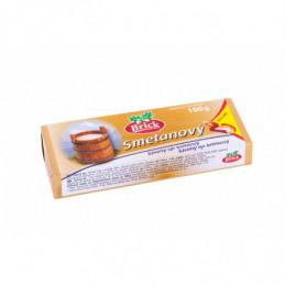 Brick tavený sýr bloček 100 g smetanový