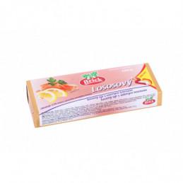 Brick tavený sýr bloček 100 g s uzeným lososem