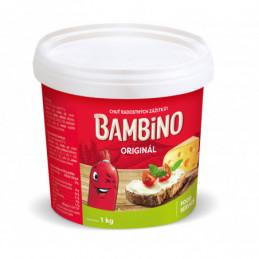 Bambíno tavený sýr s ementálovou příchutí 1 kg