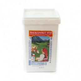 Balkánský sýr  3 kg