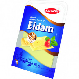 Eidam 30% plátky 100 g