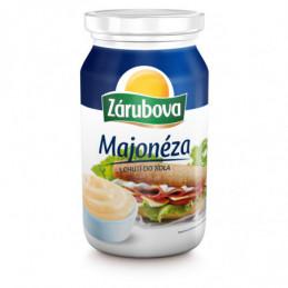Majonéza vaječná 225 g Záruba