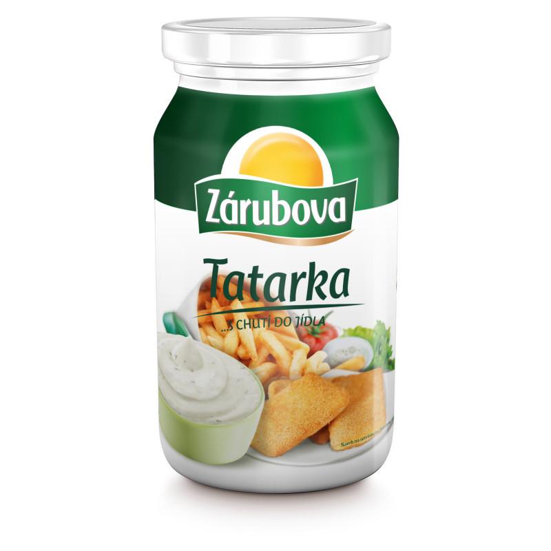 Tatarská omáčka 225 g Záruba