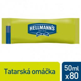 Tatarská omáčka porce Hellmann´s 80x50 ml