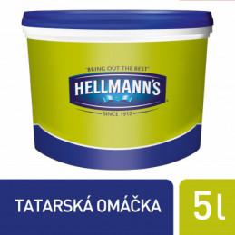 Tatarská omáčka  Hellmann´s  5 kg