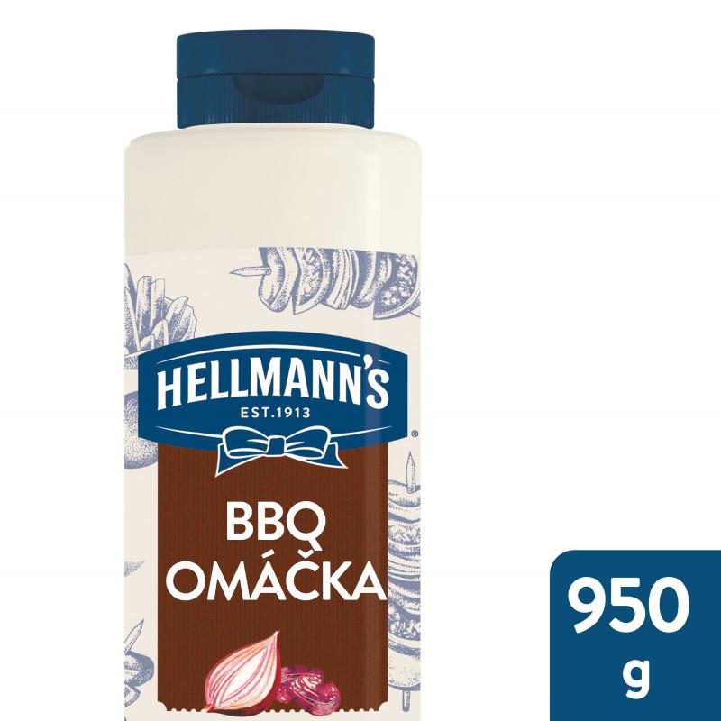 Omáčka BBQ Hellmann´s  950 g