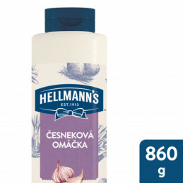 Omáčka česneková Hellmann´s  860 g