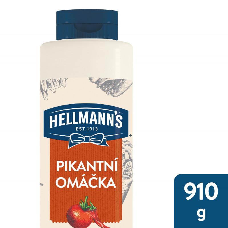 Omáčka pikantní Hellmann´s  910 g