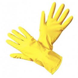 Gumové rukavice vel. M 1 pár