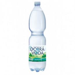Dobrá voda jemně perlivá 1,5 L