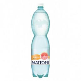 Mattoni grapefruit perlivá 1,5 L