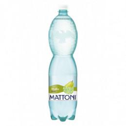 Mattoni hruška perlivá 1,5 L