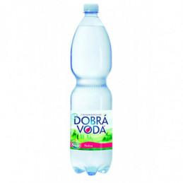 Dobrá voda perlivá 1,5 L