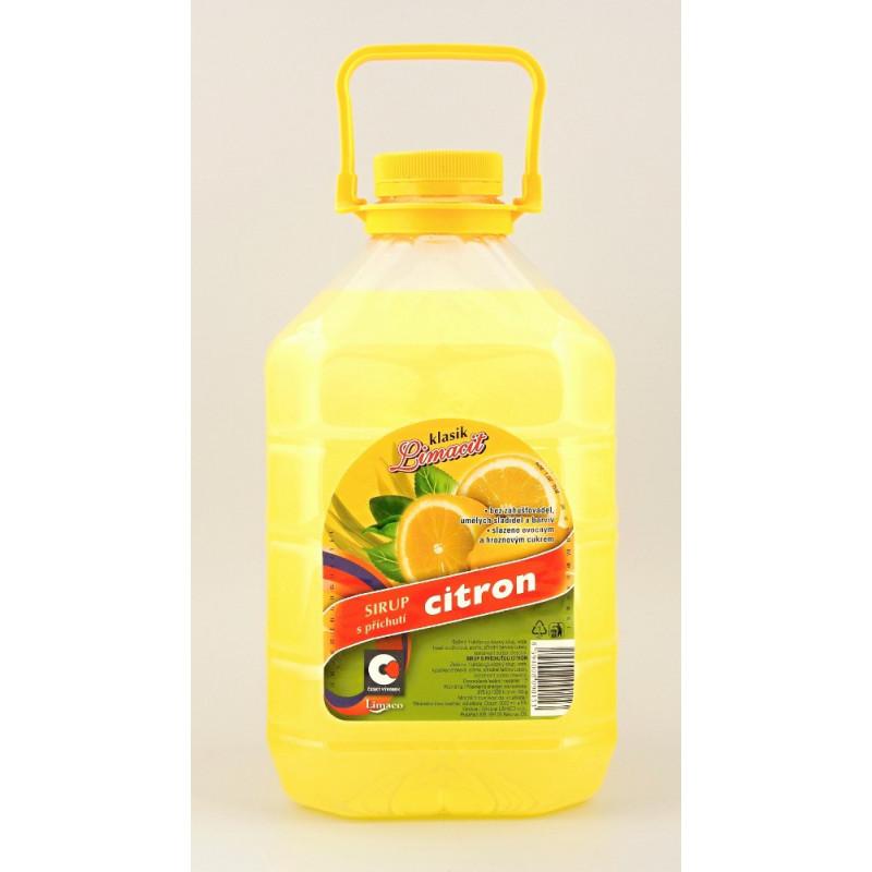 Sirup Limaco citrón 3 L