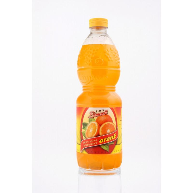 Sirup Limaco pomeranč 0,7 L