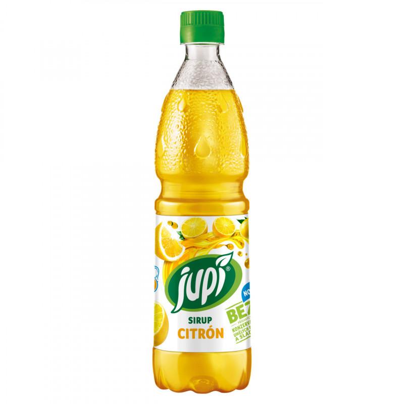 Sirup Jupí citrón 0,7 L