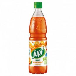 Sirup Jupí pomeranč 0,7 L