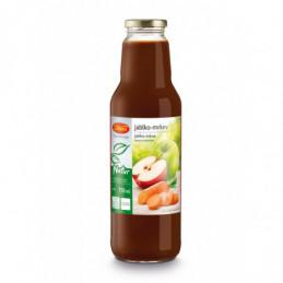 Nápojový koncentrát Vitana jablko-mrkev 750 ml