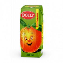 Džus Dolly pomeranč 250 ml