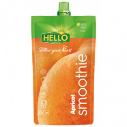 Smootie Hello meruňka 200 ml