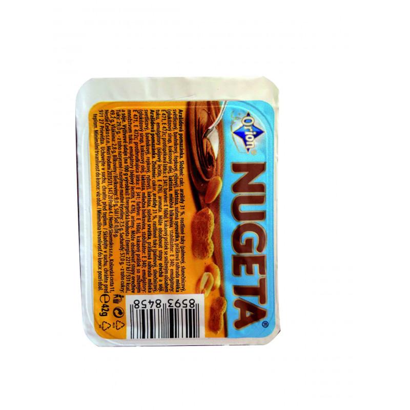 Nugeta arašídová porce 42g